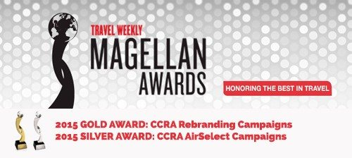 CCRA Travel Weekly Magellan Awards