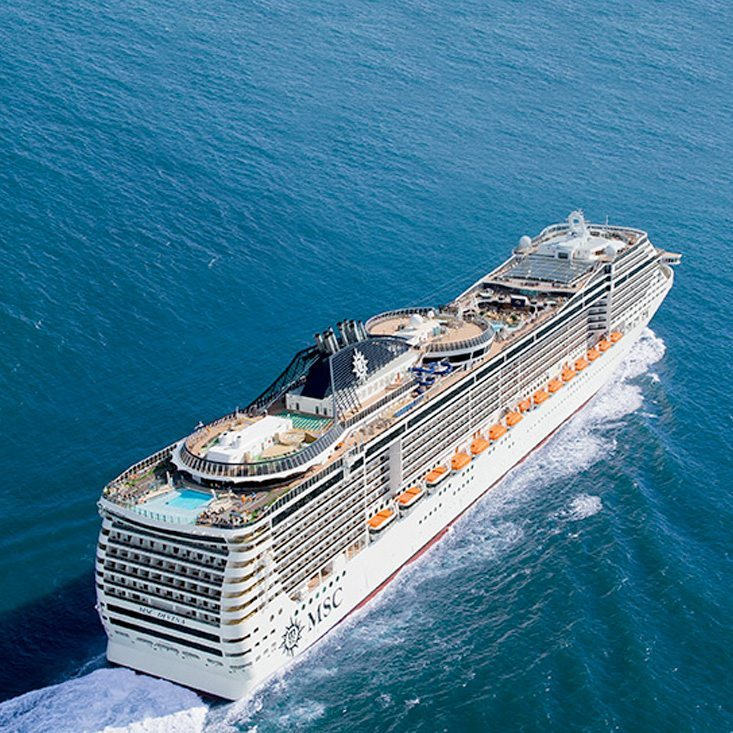 Caribbean and Antilles Cruise with MSC Cruises