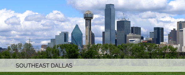 CCRA sudeste de Dallas