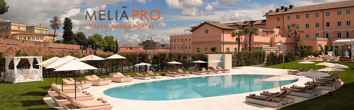 Meliá Hotels International Introduces MeliÁ Pro To Ccra Agencies