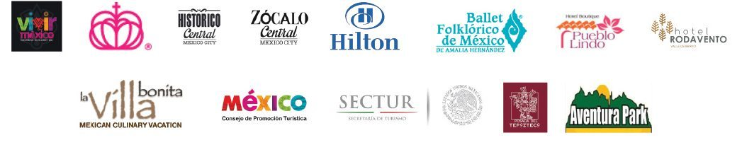 Mexico FAM sponsors
