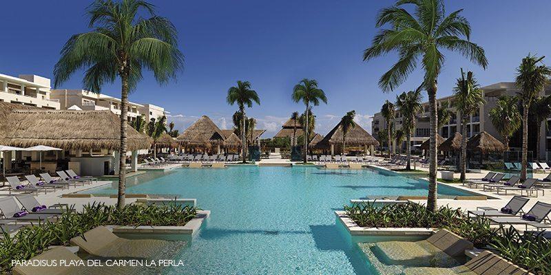 Melia Hotels International Paradisus Playa Del Carmen La Perla Swimming Pool