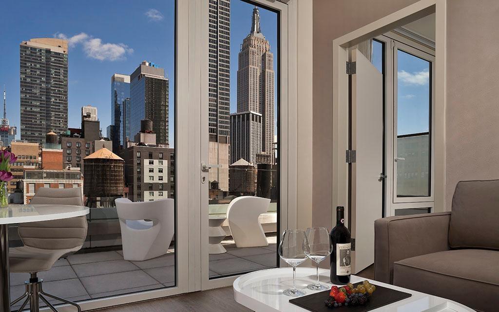 Experience manhattan with melia innside new york nomad for 70 park terrace east new york ny