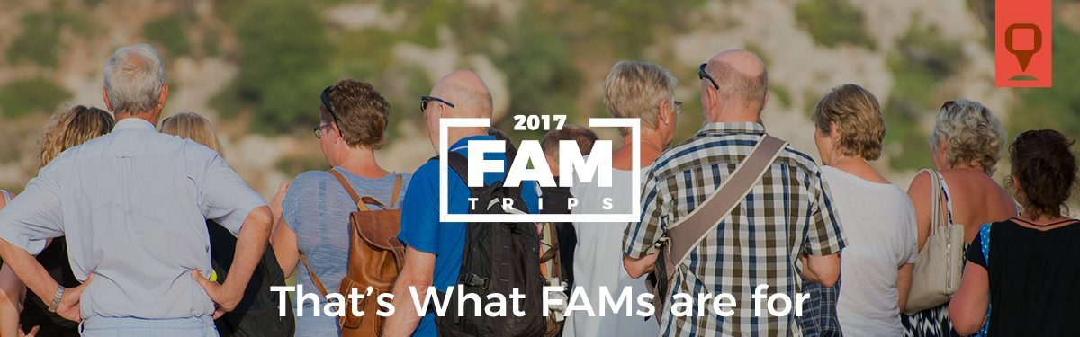 Tours for The World FAMs 2017: That's What FAMs Are For