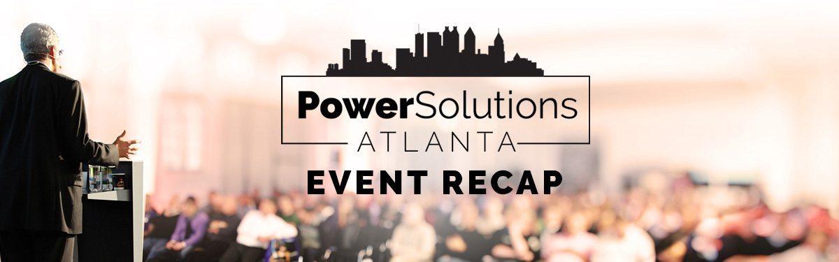 PowerSolutions LIVE Atlanta Recap