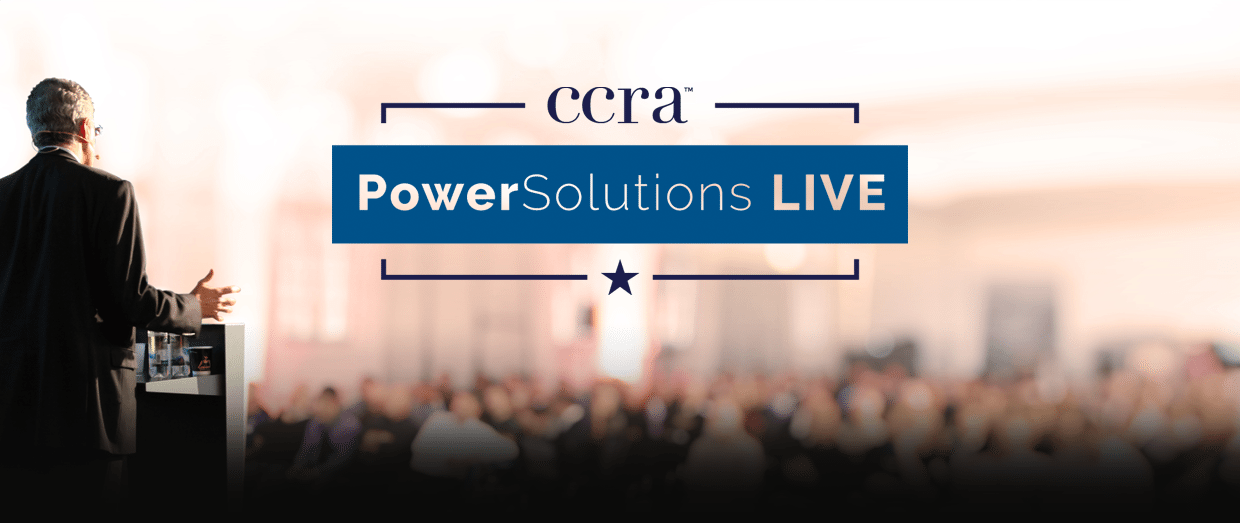 CCRA PowerSolutions Live