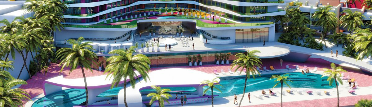 Temptation Cancun Resort | CCRA