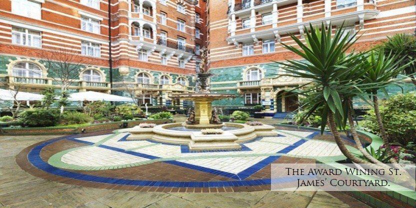TAJ St. James Courtyard