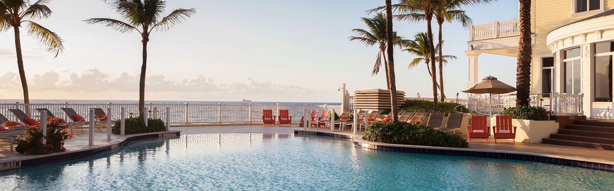 Pelican Grand Beach Resort Pool
