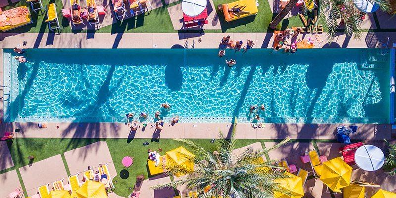 The Saguaro Scottsdale Pool