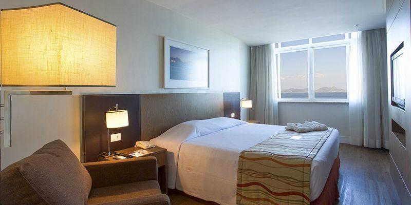 Hotel Golden Tulip Rio Copacabana Suite Casal