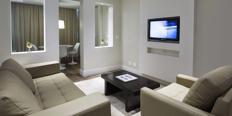 Hotel Golden Tulip Rio Copacabana Suite Twin