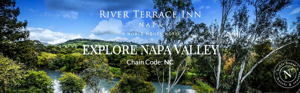 River terrace inn debuts new restaurant alba ccra for 10 river terrace