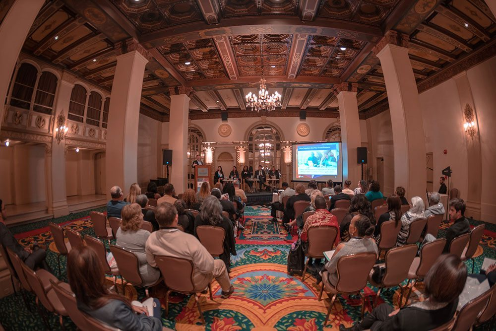 Millennium Hotels Tiffany Ballroom at PowerSolutions Los Angeles
