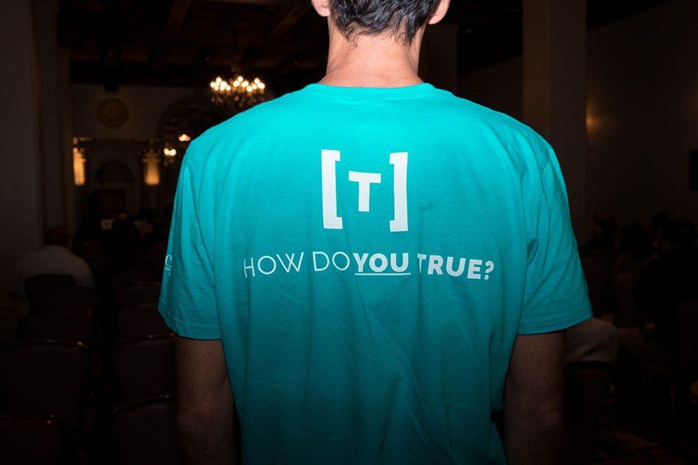 How do you TRUE?