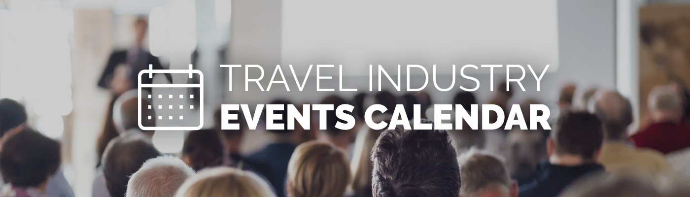 Travel Industry Events and Trade Show Calendar