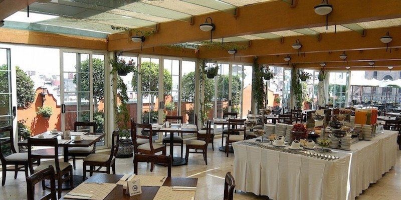 Meet Zócalo Central Hotel Ccra