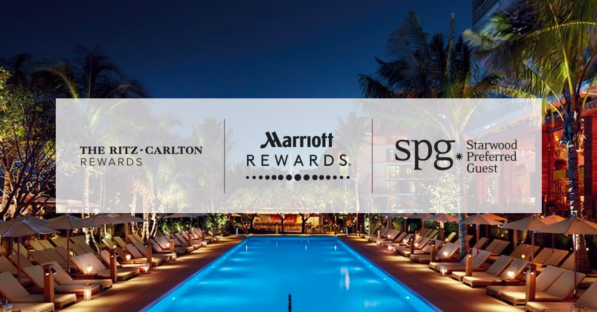 Marriott International Starwood Integration Informational