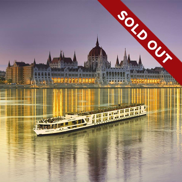 Gems of the Danube FAM with Scenic Luxury Cruises